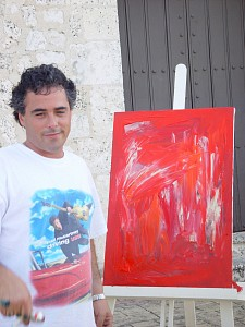 News: Interview with Diego Jacobson - Artinterview online 2008, October 15, 2019